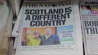 UK Scotland Independence