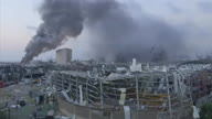 Lebanon Explosion Site