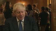 UK Johnson Brexit