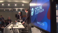 SNTV Features Cycling UCI Armstrong