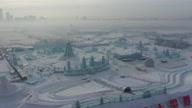 HZ China Harbin Ice Sculpting