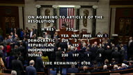 US House Vote Results (Lon NR)