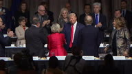 US NY Trump Trade