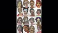 ARC US Serial Killer Sketches (NR Lon)