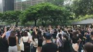 HK Shooting Protest 2