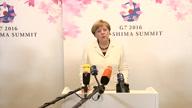 Japan G7 Merkel