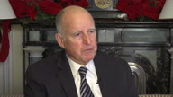 US CA Governor Brown (CR)