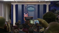 US DC WH Briefing (NR)