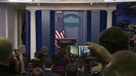 US DC WH Briefing (NR)
