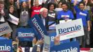 US NH Bernie Sanders Rally (Lon NR)