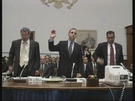 USA: FBI DIRECTOR FREEH CAMPAIGN FINANCES PROBE SPEECH