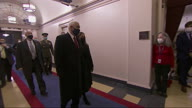 US Inauguration Departures