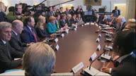 US Trump Merkel Business (Lon NR)