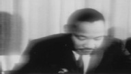 USA MARTIN LUTHER KING SPEAKING