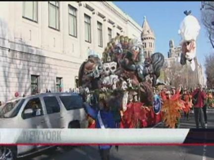DV NY Thanksgiving Parade