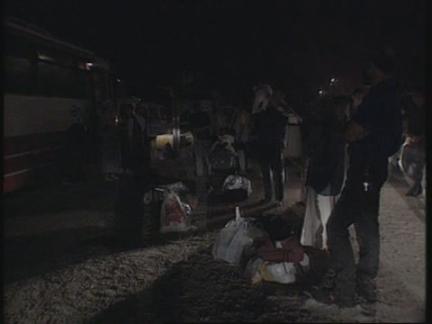 WEST BANK: 2 PEOPLE INJURED AS GUNMEN SHOOT AT ISRAELI BUS