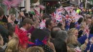 UK Royal Wedding Arrivals 3 UPDATE