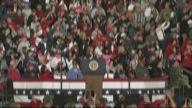 US Rushes Trump Oklahoma Rally. Source