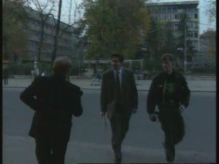Bosnia - UN's Rose Condemns Bosnian Shelling