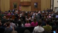 US DC Mueller Dean Hearing (NR Lon)