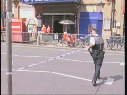 London Terrorist Attacks Clipreel: Part 13