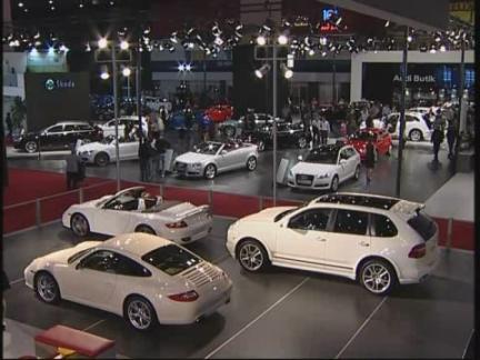 (TT) Turkey Motor Show