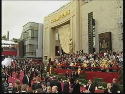 Entertainment LA Oscar Arrivals Wrap