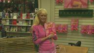 Paris Hilton Book Signing 2004