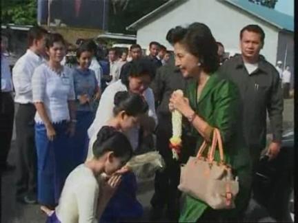 Cambodia Prince FILE