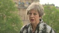UK May Burqa