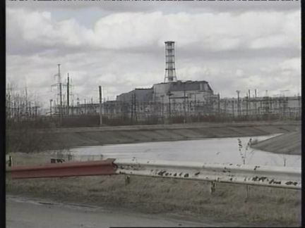 UKRAINE: CHERNOBYL: RE-OPENING