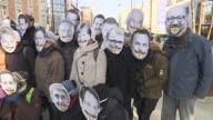 Belgium EU Protest