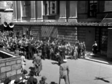 FIELD MARSHALL MONTGOMERY AT MANSION HOUSE - NO SOUND