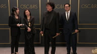 US Oscars Backstage 6
