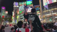 RWC Japan Scotland Shibuya 4