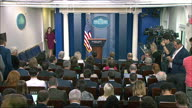 US WH Briefing (Lon NR)