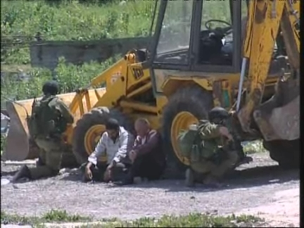 West Bank Arrests