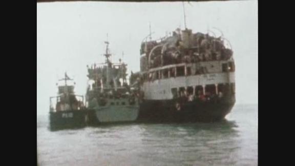 Malaysia Viet Refugees