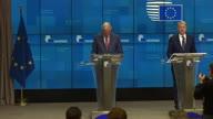 Belgium EU Barnier