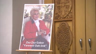 US Gabor Funeral 2