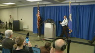 US Prince Press Conference