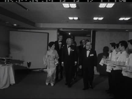 EDWARD HEATH IN JAPAN - NO SOUND