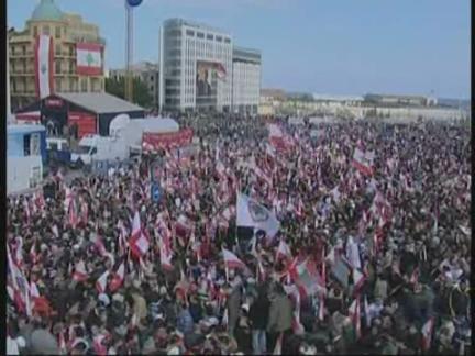 Lebanon France Hariri
