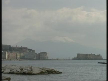 (HZ) Italy Volcano