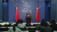 China MOFA Briefing 1