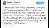 US WH Russia Investigation