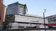 UK Virus PM Hospital