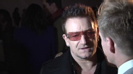 Entertainment FILE Bono