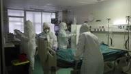 Spain Virus Hospital ICU 2