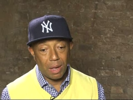 Entertainment UK Russell Simmons
